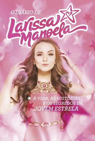 Imagem de Livro - Diário de Larissa Manoela