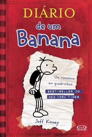 Imagem de Livro - Diário de um banana 1