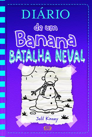 Imagem de Livro - Diário de um Banana 13