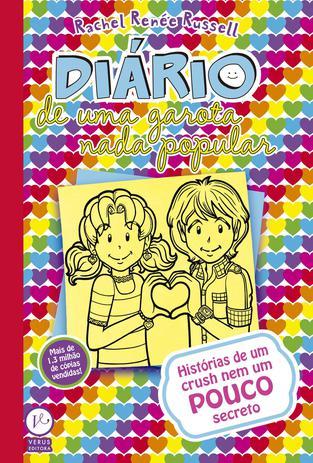 Imagem de Livro - Diário de uma garota nada popular 12
