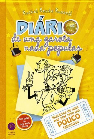 Imagem de Livro - Diário de uma garota nada popular 3