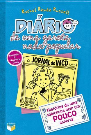 Imagem de Livro - Diário de uma garota nada popular (Vol. 5)