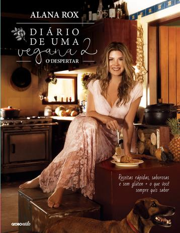 Imagem de Livro - Diário de uma vegana 2