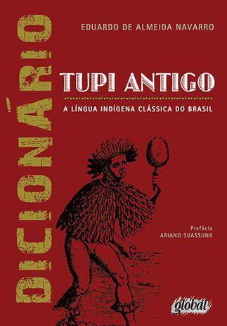 Imagem de Livro - Dicionário de tupi antigo