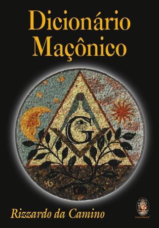 Imagem de Livro - Dicionário maçônico