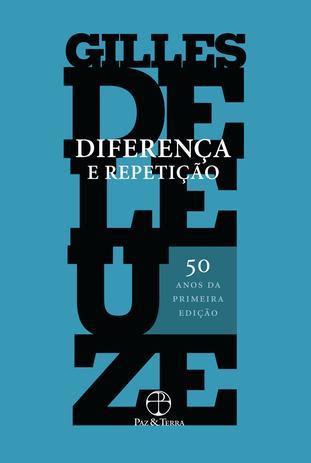Imagem de Livro - Diferença e repetição