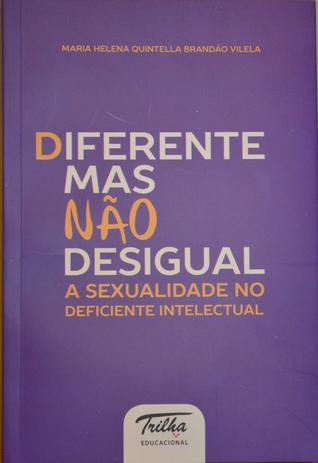 Imagem de Livro - Diferente mas não desigual