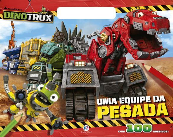 Imagem de Livro - Dinotrux - Uma equipe da pesada