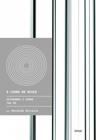 Imagem de Livro do disco tom zé estudando o samba