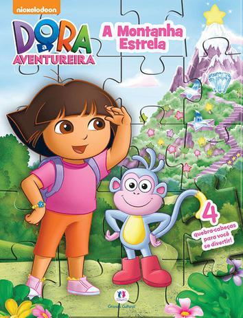 Imagem de Livro - Dora, a Aventureira - A montanha Estrela