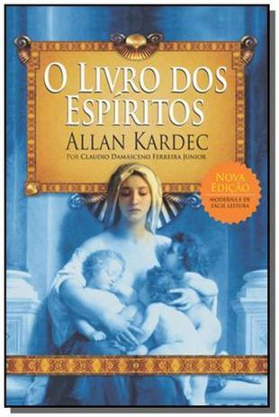 Imagem de Livro dos espiritos, o: allan kardec
