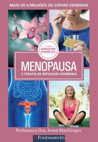 Imagem de Livro - Doutor Família - Menopausa E Terapia De Reposição Hormonal