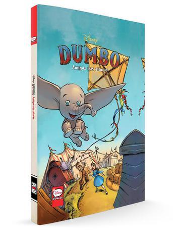 Imagem de Livro - Dumbo - HQ