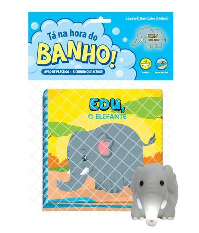 Imagem de Livro - Edu, o Elefante