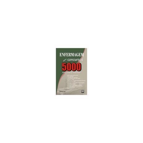 Imagem de Livro - Enfermagem para Concursos - 5000 Perguntas e Respostas