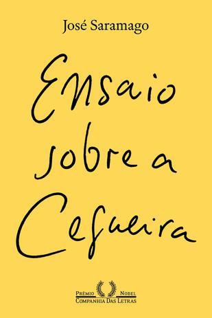 Imagem de Livro - Ensaio sobre a cegueira (Nova edição)