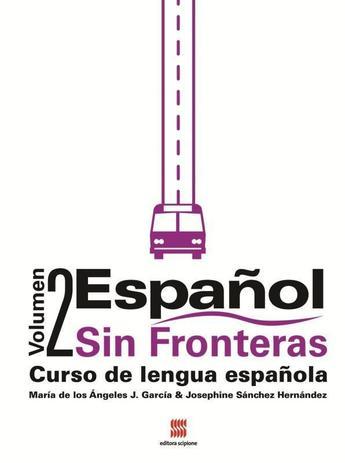 Imagem de Livro - Español Sin Fronteras - Curso de Lengua Española - Vol. 1