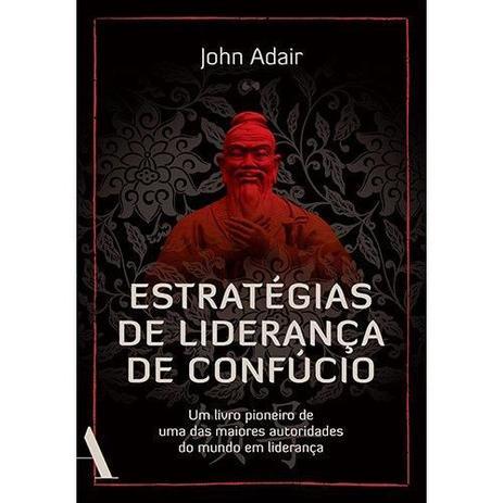 Imagem de Livro - Estratégias de liderança de Confúcio