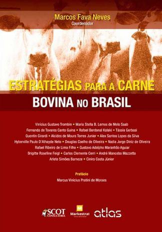 Imagem de Livro - Estratégias Para A Carne Bovina No Brasil