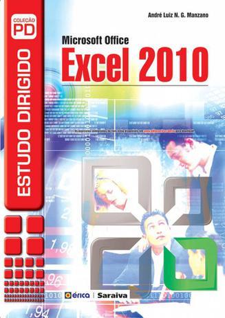 Imagem de Livro - Estudo dirigido: Microsoft Office Excel 2010