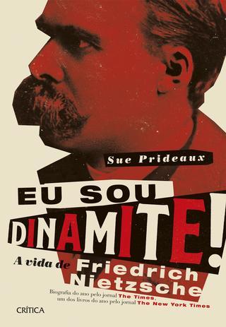 Imagem de Livro - Eu sou dinamite!