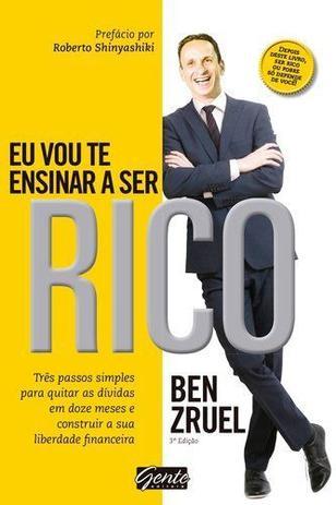 Imagem de Livro - Eu vou te ensinar a ser rico