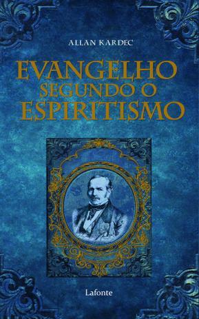Imagem de Livro - Evangelho Segundo o Espiritismo
