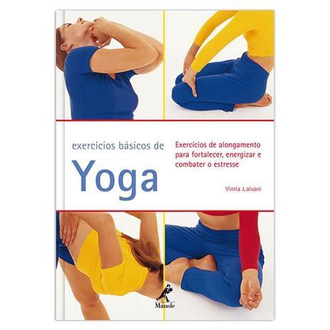 Imagem de Livro - Exercícios básicos de yoga