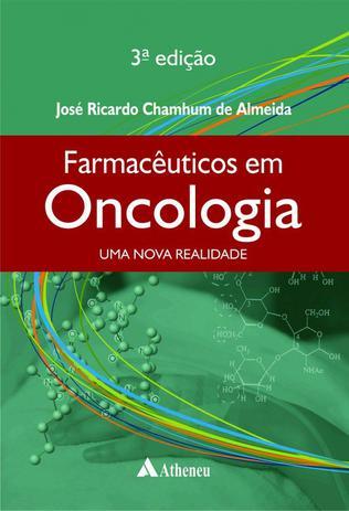 Imagem de Livro - Farmacêuticos em oncologia - uma nova realidade