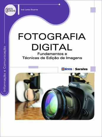 Imagem de Livro - Fotografia digital