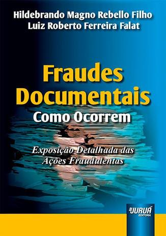 Imagem de Livro - Fraudes Documentais