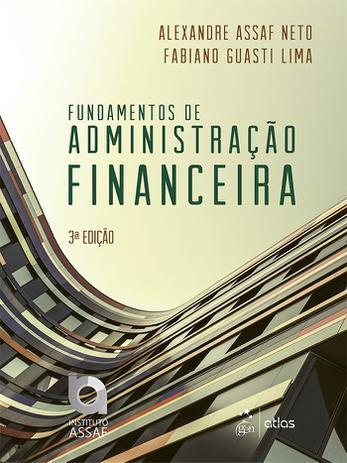 Imagem de Livro - Fundamentos de Administração Financeira