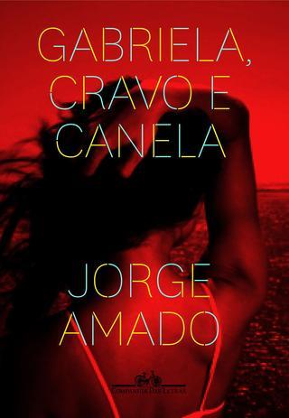 Imagem de Livro - Gabriela cravo e canela
