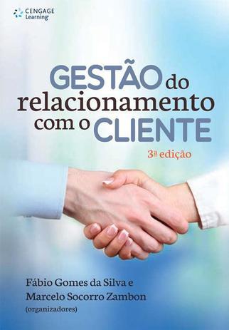 Imagem de Livro - Gestão do relacionamento com o cliente