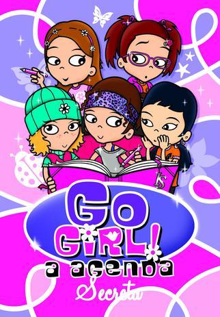 Imagem de Livro - Go Girl - A Agenda Secreta