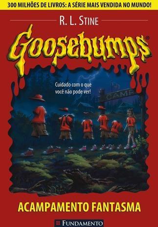 Imagem de Livro - Goosebumps 02 - Acampamento Fantasma