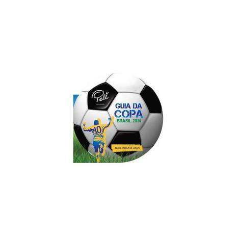Imagem de Livro - Guia da copa - brasil 2014