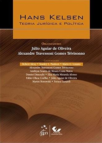 Imagem de Livro - Hans Kelsen - Teoria Jurídica e Política