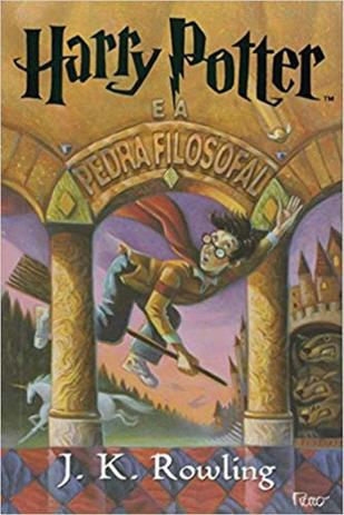 Livro - Harry potter e a pedra filosofal - Livros de Literatura Juvenil -  Magazine Luiza