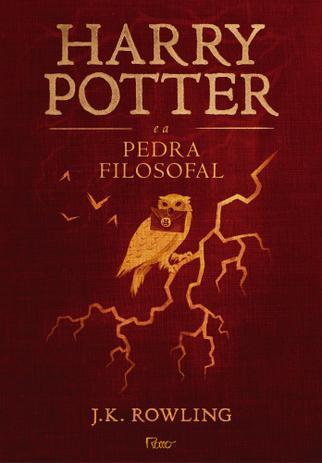 Imagem de Livro - Harry Potter e a pedra filosofal