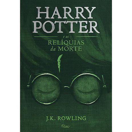 Imagem de Livro - Harry Potter e as relíquias da morte