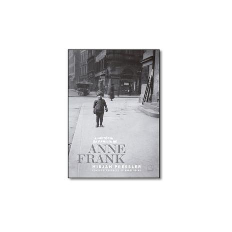 564ff7489 Livro - História da Família de Anne Frank