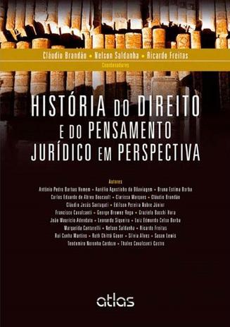 Imagem de Livro - História Do Direito E Do Pensamento Jurídico Em Perspectiva