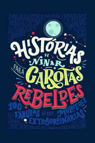 Imagem de Livro - Histórias de ninar para garotas rebeldes