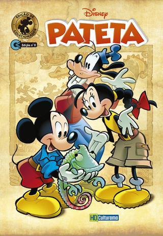 Imagem de Livro - Histórias Em Quadrinhos Disney Pateta