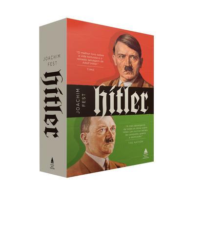 Imagem de Livro - Hitler - Boxe