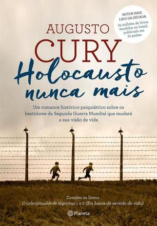 Imagem de Livro - Holocausto nunca mais