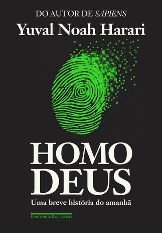 Imagem de Livro - Homo Deus