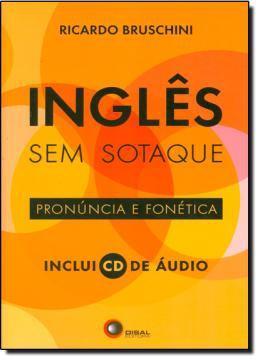 Imagem de Livro - Inglês sem sotaque - pronuncia e fonética
