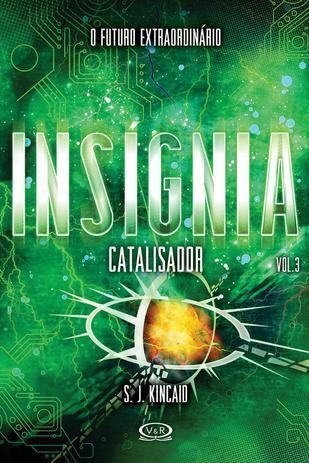 Imagem de Livro - Insígnia: catalisador